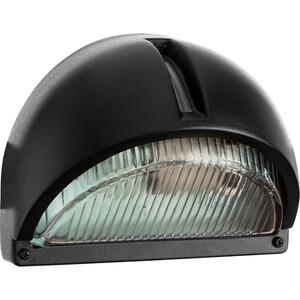 Уличный настенный светильник Artelamp A2801AL-1BK