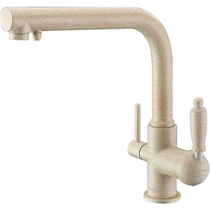 Смеситель для кухни ZorG GraniT под фильтр Clean Water кварц (ZR 313 YF-33 кварц)