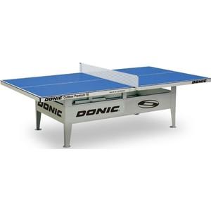 Стол теннисный Donic Outdoor Premium 10 (синий) носки для тенниса donic 70367