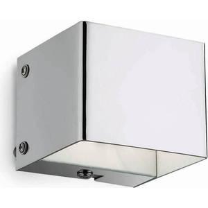 Настенный светильник Ideal Lux Flash AP1 Cromo настенный светильник ideal lux strale ap1 cromo 013206