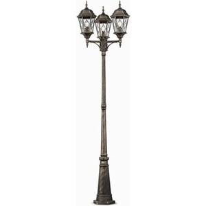 Уличный фонарь Ideal Lux Valle PT3 от ТЕХПОРТ