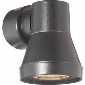 Уличный настенный светильник Ideal Lux Marte AP1 Antracite