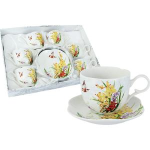 Чайный набор 12 предметов на 6 персон Colombo Лилии (C-081-54-12AL)