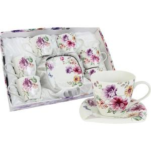 Чайный набор 12 предметов на 6 персон Colombo Цветочный фестиваль (C-158-06-12AL)