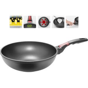 Сковорода вок d 28 см Nadoba Vilma (728222) топ vilma