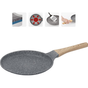 Сковорода для блинов d 24 см Nadoba Mineralica (728421) сотейник d 28 см nadoba mineralica 728415