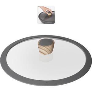 Крышка с силиконовым ободком d 26 см Nadoba Mineralica (751212) крышка с силиконовым ободком d 26 см nadoba greta 751312