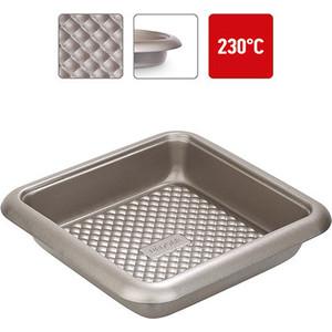 Форма для выпечки 24,5х24,5х5 см Nadoba Rada (761013) форма для выпечки nadoba rada 761011
