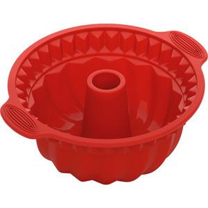 Форма для круглого кекса  глубокая 28х24х10 см Nadoba Mila (762019) форма для кекса 28х17 5х6 см nadoba rada 761012