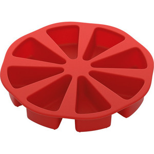 Форма для выпечки порционного торта 26х26х4,5 см Nadoba Mila (762024)