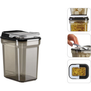 Ёмкость для сыпучих продуктов 1 л Nadoba Svatana (741312) ёмкость для сыпучих продуктов с мерным стаканом 1 15 л nadoba petra 741012