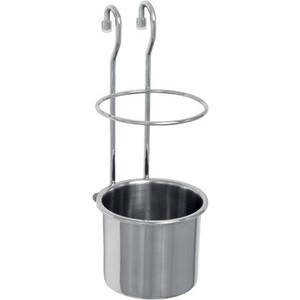 Держатель для кухонных инструментов Nadoba Bozena (701131) соединительный угол 90° для рейлинга nadoba bozena 701127