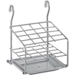 Держатель для столовых приборов Nadoba Bozena (701132) соединительный угол 90° для рейлинга nadoba bozena 701127