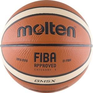 Мяч баскетбольный Molten BGM5X (р. 5) мяч баскетбольный molten bgr7 vy р7