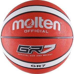 Мяч баскетбольный Molten BGR7-RW (р. 7)
