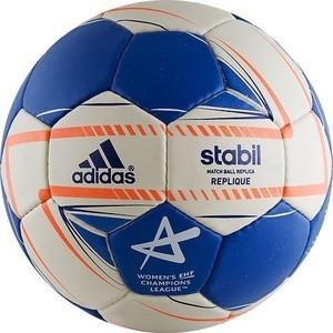 Мяч гандбольный Adidas Stabil Replique (р. 2) ac 250v 10a iec320 c14 electrical cooker plug adapter w fuse protector 2 pcs