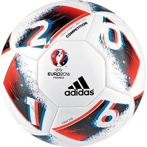 Мяч футбольный Adidas EURO16 Fracas Competition (р. 4)