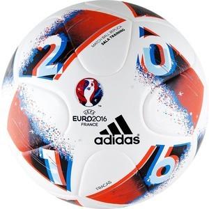 Мяч футзальный Adidas EURO 2016 Sala Training (р. 4) от ТЕХПОРТ