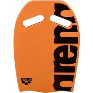 Доска для плавания Arena Kickboard (оранжевая) доска для плавания arena kickboard серебристая