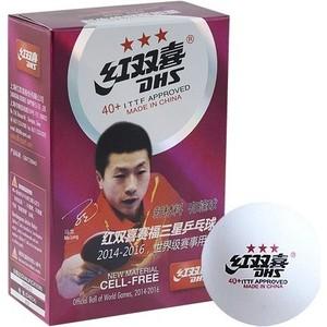 Мяч для настольного тенниса DHS CF40A (6 шт. официальный мяч Олимпийских Игр 2016г)