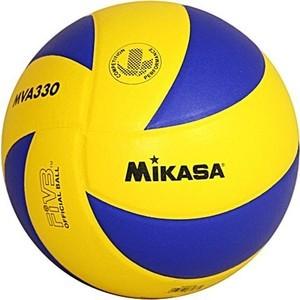 Мяч волейбольный Mikasa MVA330 (р. 5) мяч волейбольный mikasa vsv800 wb р 5