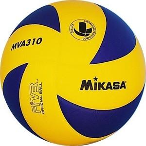 Мяч волейбольный Mikasa MVA310 (р. 5) цена и фото