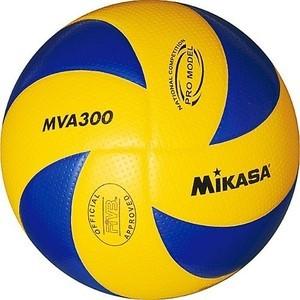Мяч волейбольный Mikasa MVA300 (р. 5) мяч волейбольный mikasa vsv800 wb р 5