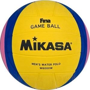 Мяч для водного поло Mikasa W6000W FINA Approved цена 2017