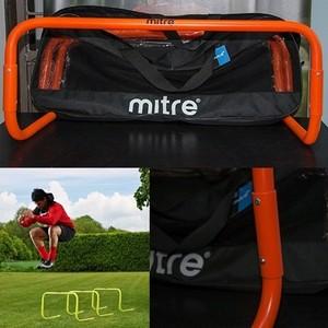 Барьер для тренировок Mitre высота 30 см. (Комплект из 3 шт.)