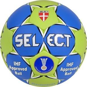 Мяч гандбольный Select Scorpio IHF Junior (р. 2)