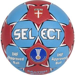Мяч гандбольный Select Match Soft Senior (р. 3) мяч гандбольный select match soft ihf р 3