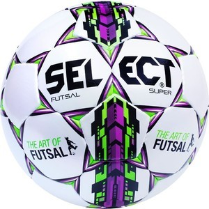 Мяч футзальный Select Futsal Super FIFA (р. 4) мяч select talento 4 2015