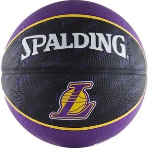 Мяч баскетбольный Spalding Los Angeles Lakers (р. 5)