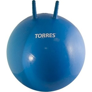 Мяч-попрыгун Torres d 55 см, (синий) цена