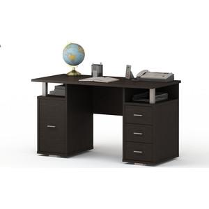 Стол компьютерный ВасКо ПС 40-07 Венге письменный стол васко соло 021