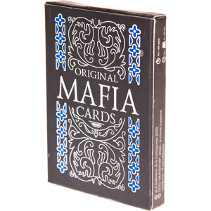 Magellan Мафия пластиковая карта (MAG00021)