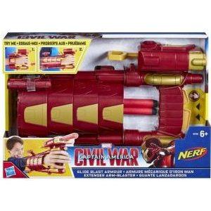 Фотография товара игрушка Hasbro Мстители боевая броня Железного Человека (B5785) (563495)
