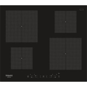 Индукционная варочная панель Hotpoint-Ariston KIA 640 C панель варочная pyramida pfa 640 inox luxe
