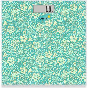 Весы UNIT UBS-2051, зелёный