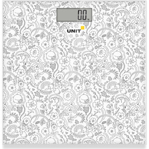 Весы UNIT UBS-2052, светло-серый
