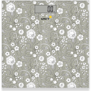 Весы UNIT UBS-2052, темно-серый тв тюнер внешний bbk smp123hdt2 темно серый smp123hdt2 темно серый
