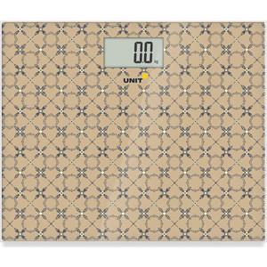 Весы UNIT UBS-2080, бежевый