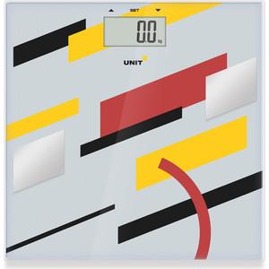 Весы UNIT UBS-2200, светло-серый unit ubs 2200 pale grey весы напольные