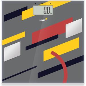 Весы UNIT UBS-2200, темно-серый unit ubs 2200 pale grey весы напольные