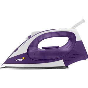 Утюг UNIT USI-282, фиолетовый
