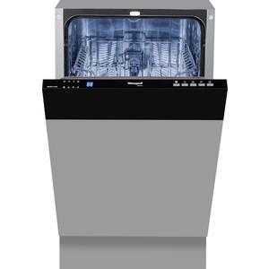 Встраиваемая посудомоечная машина Weissgauff BDW 4134 D встраиваемая посудомоечная машина weissgauff bdw 6138 d