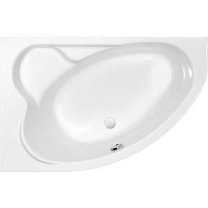 Ванна Cersanit Kaliope 153x100 см, левая, белая (P-WA-KALIOPE*153-L) акриловая ванна cersanit kaliope 153 l