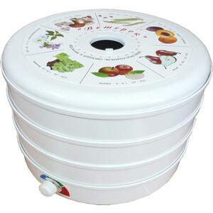 Сушилка для овощей Спектр-Прибор ЭСОФ-0,5/220 Ветерок, 3 поддона (белый)