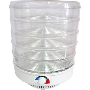 Сушилка для овощей Спектр-Прибор ЭСОФ-0.5/220 Ветерок, 5 поддонов (белый)
