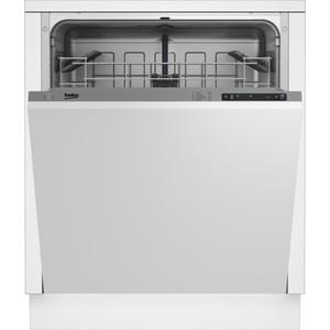 Встраиваемая посудомоечная машина Beko DIN 15210 посудомоечная машина beko dfn 29330x